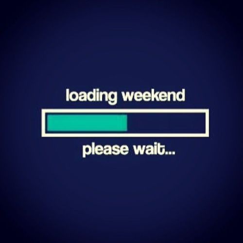loading weekend please wait